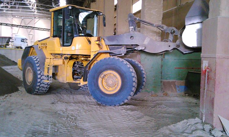 Engins de chantiers R372m de catégorie 1, 2, 4, 8, 9, 10